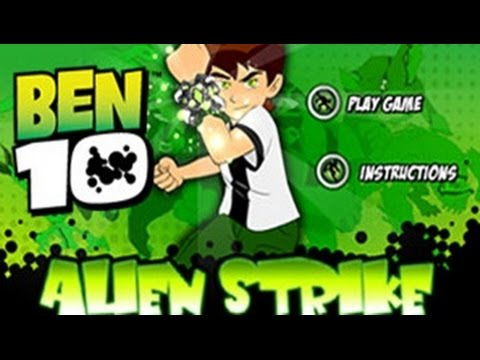 Ben 10 - Alien Strike [ Full Gameplay ] - Ben 10 Games