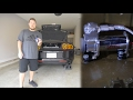 Air Lift Compressor Isolator Kit Install and Sound Test - They WORK!!!