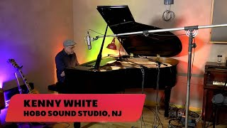 ONE ON ONE: Kenny White July 3rd, 2020 Hobo Sounds Studios Weehawken, NJ Full Session