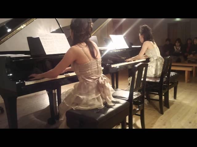 交響詩 フィンランディア/シベリウス(連弾&2台ピアノmix)