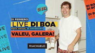Live Di Boa - Di Ferrero - 11.06 às 22h #FiqueEmCasa e cante #Comigo
