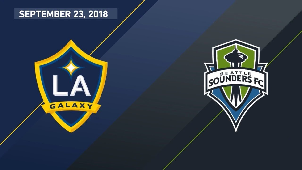 HIGHLIGHTS: LA Galaxy vs. Seattle Sounders FC | September 23, 2018