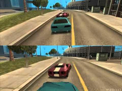 2 Player Mod Gta San Andreas