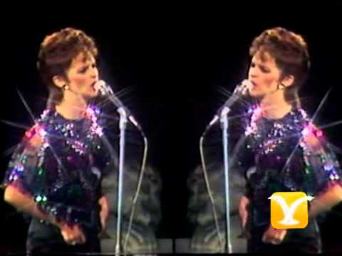 Sheena Easton, For your eyes only, Festival de Viña 1984