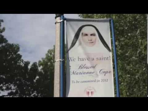 St. Marianne Cope - We Have A Saint!