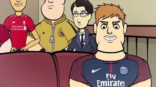 6 Gamers Every FIFA Player Knows | Arcade Cloud Animation
