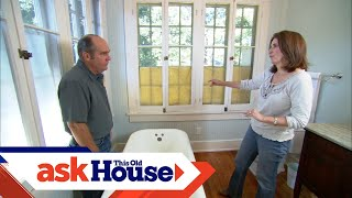How to Add a Shower to a Claw-Foot Tub | Ask This Old House