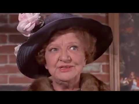 Marion Lorne: How to Call an Electrician — Aunt Clara   Ben Franklin on Bewitched