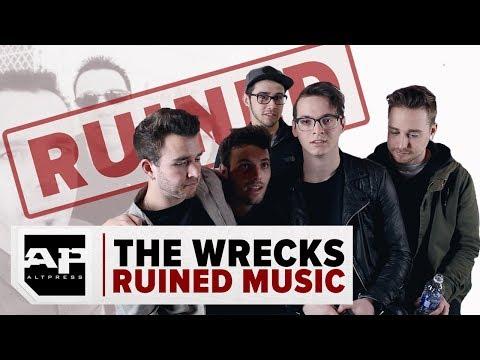 The Wrecks Ruined Music