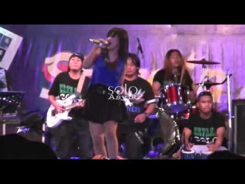 Dalan Anyar - OM ERVANA Dangdut Koplo Live THR Sriwedari Solo