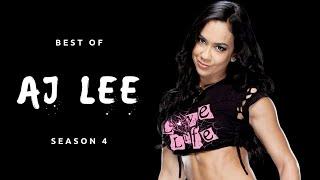 أفضل من AJ Lee
