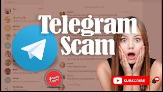How to AVOID getting SCAMMED on TELEGRAM