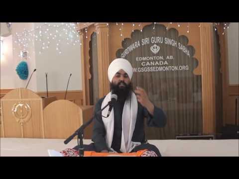 Bhai Harjit Singh Dhapali 2 August 2016 Edmonton