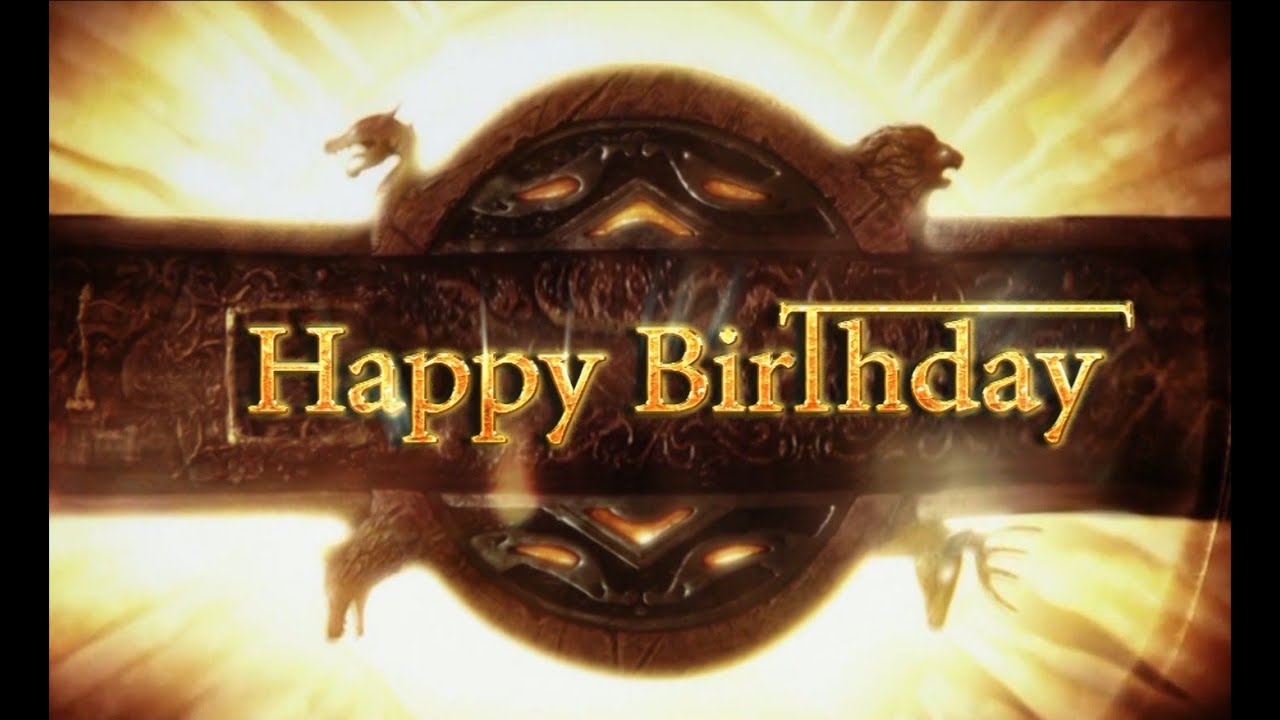 Game Of Thrones Birthday Ecard Games World