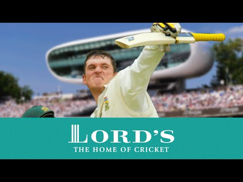 Graeme Smith breaks Don Bradman's batting record at Lord's