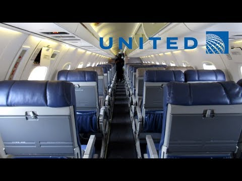 TRIP REPORT | United Express Economy Class | Embraer 145 | Newark   Washington