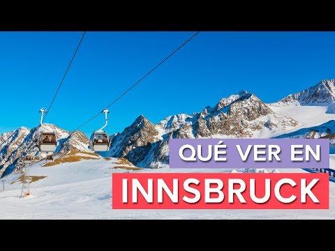 Qué Ver En Innsbruck 🇦🇹   10 Lugares Imprescindibles