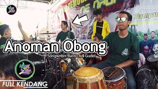 Erwin Mareta - Anoman Obong   FULL KENDANG   FERI KENDANG   ONE NADA Live PBB