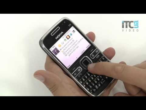 Обзор Nokia E72