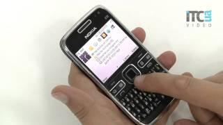 видео Обзор смартфона Nokia E72