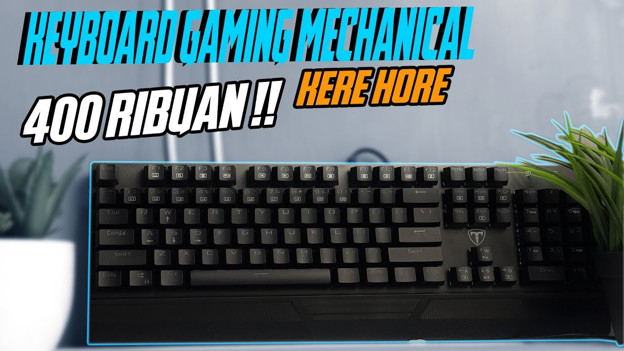 39585c9bf55 Keyboard Gaming MECHANICAL MURAAAH | T Dagger Destroyer Gaming Keyboard  Review