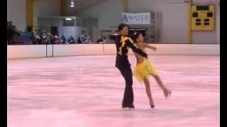 Natalie Buck and Trent Nelson-Bond