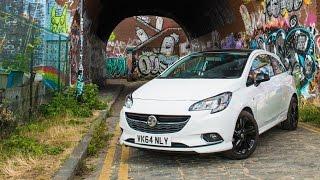 Vauxhall Network Q Corsa SRi Roadtrip To Shoreditch Sponsored Content