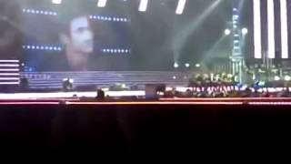 super junior SS4INA  -Siwon embarrassed when fans mention ( agnes monica)