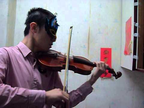 露雲娜 - 傳說 (1983年日本動畫《千年女王》《せんねんじょおう》《新竹取物語 1000年女王》 《Queen Millennia》 插曲) 小提琴版 (節錄) - YouTube