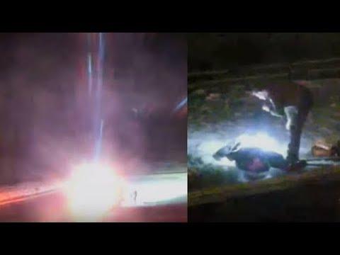 Yellowstone Incident: Bright Sphere Explodes, Strange Dead Body, UFO Descends!
