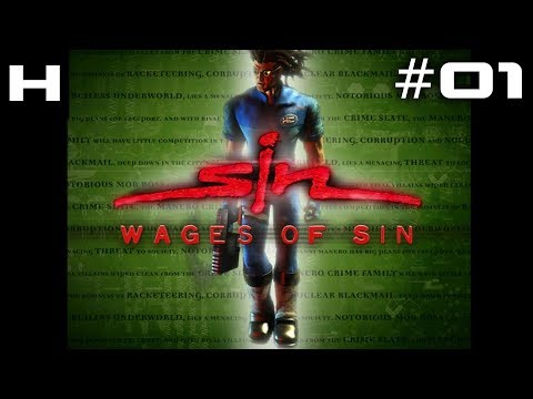 SiN Wages of Sin Walkthrough Part 01