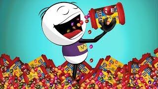 Gambar cover Candy of Villain ~ Pencil Cartoons #172