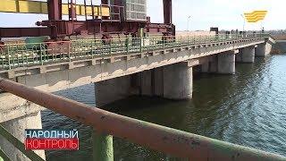 Сколько может продержаться без ремонта гигантская плотина Амангельдинского водохранилища?