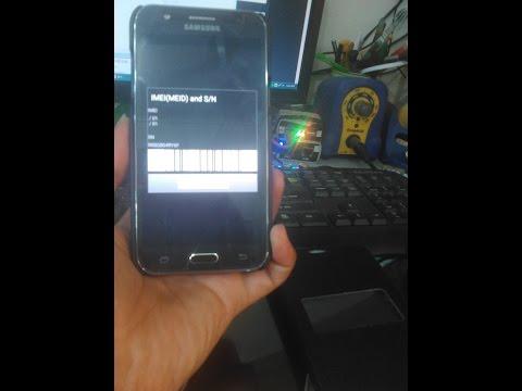 Repeat Samsung SM-J500G Write Cert Error bypass Msl Bst