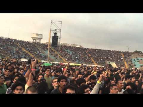 Mago de Oz Molinos de Viento en Lima Peru 2015 Vivo X el Rock 6 San Marcos