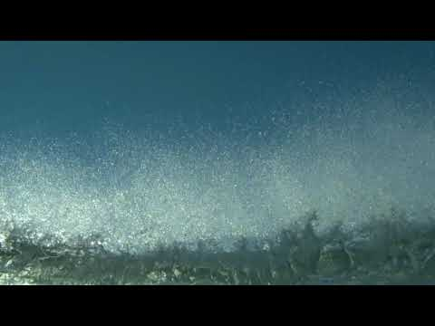 Slow Motion Wave - Incredible cascading lip - For This Wave