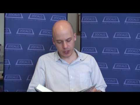 """Lev Grossman reads from """"The Magicians"""""""