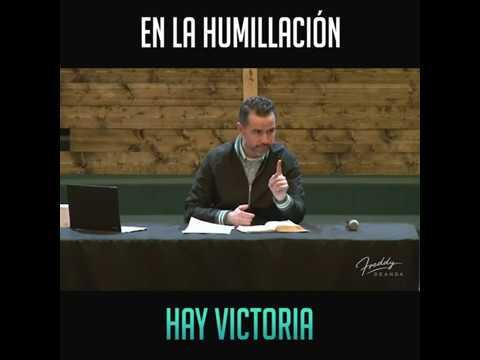 En la humillacion hay victoria
