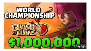 AMAZING THINGS IN 2019 IN CLASH OF CLANS # WORLD CHAMPION SHIP COC #CLASHOFCLANS #INDIA