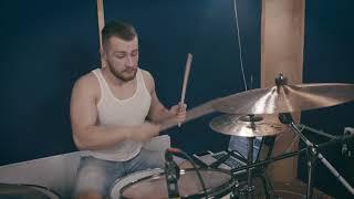 ПОШЛАЯ МОЛЛИ НОН СТОП Рефлекс ремикс Drum Cover