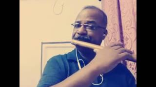 Etho Varmukilin.. on flute by Sudheesh K N