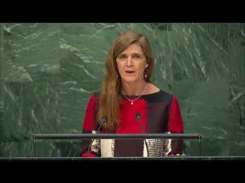 Remarks on UN General Assembly Resolution on Humanitarian Situation in Syria