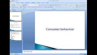 marketing lecture in hindi - consumer behavior lecture 9