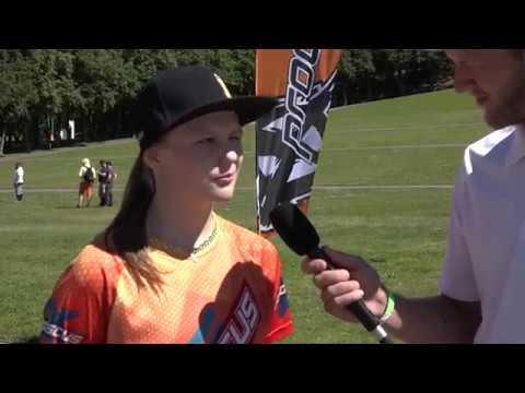 Estonian Open 2017 - Women Pro Open winner - Henna Blomroos