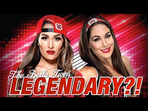 Are The Bella Twins WWE Legends? | Ring the Belle SHOWDOWN!