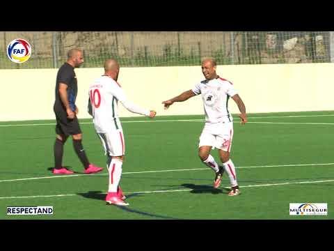 RESUM: Lliga Multisegur Assegurances, J6. Inter Club d'Escaldes - FC Lusitans (0-2)