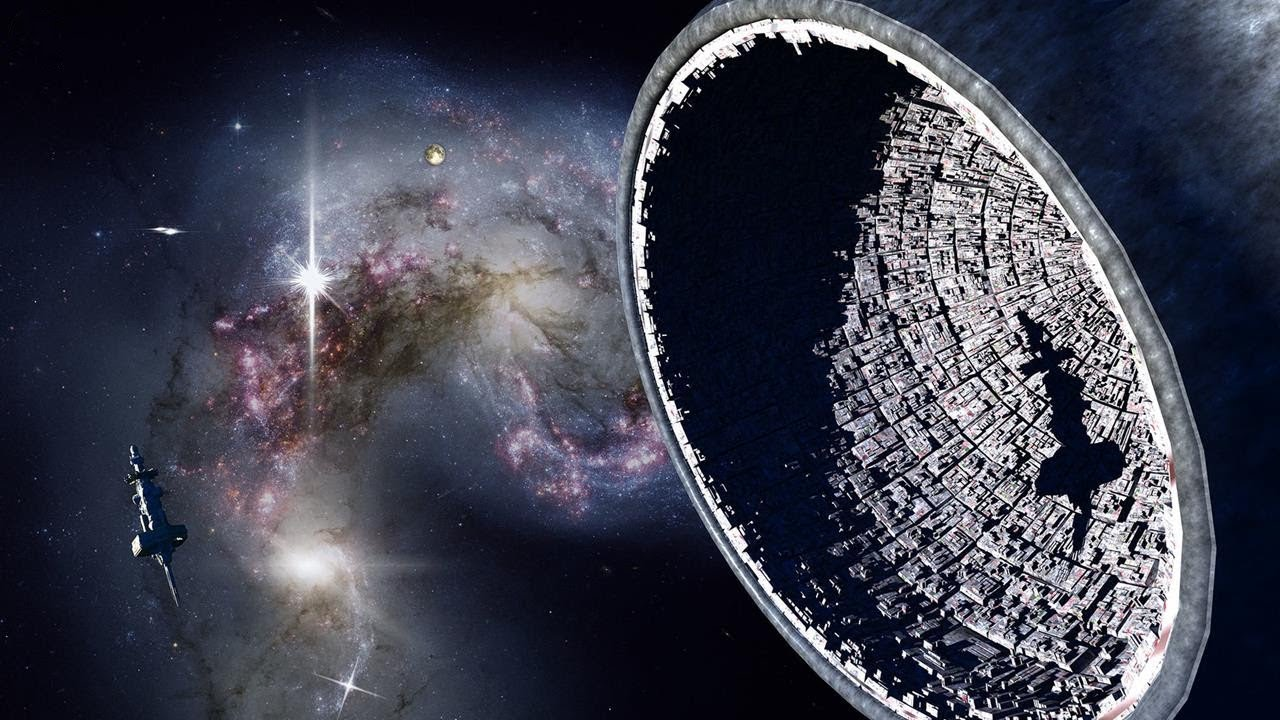 Kosmiczne Megastruktury – Sfera Bernala