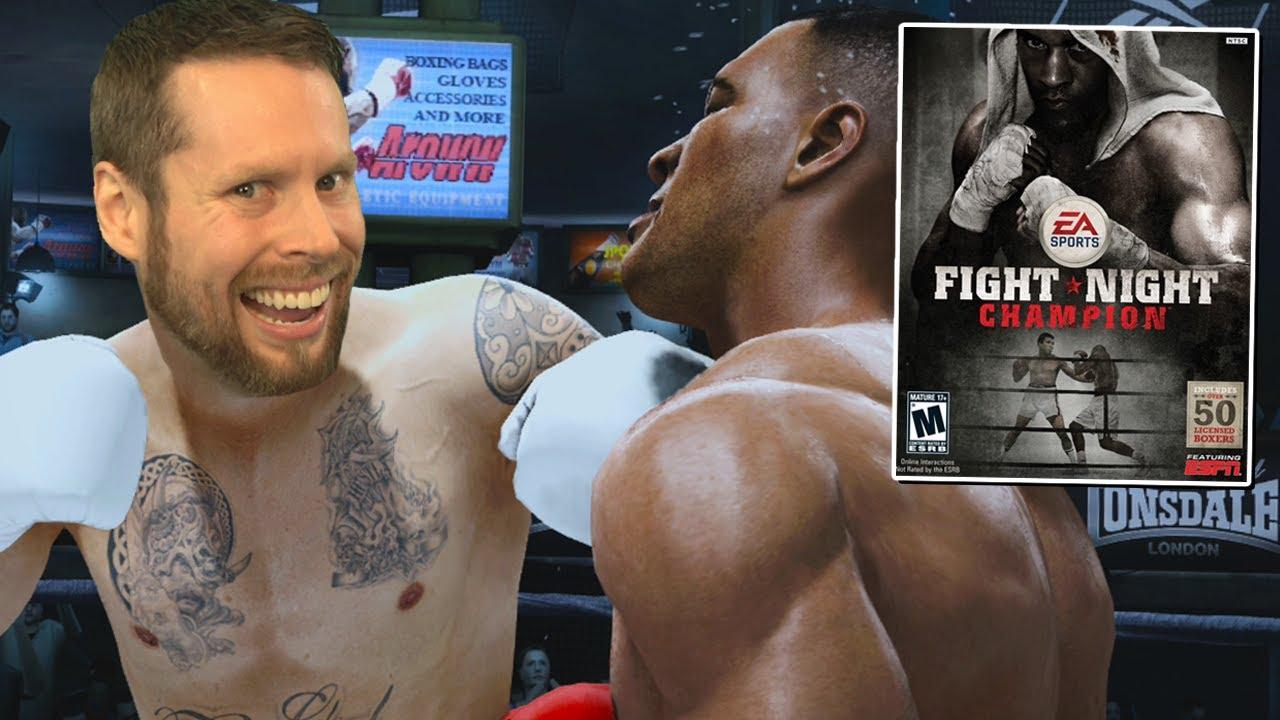 Fight Night Champion — это величайший боксерский матч на свете?
