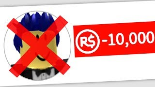 why did I do this... (PRANKING KID For 10,000 Robux) - Roblox