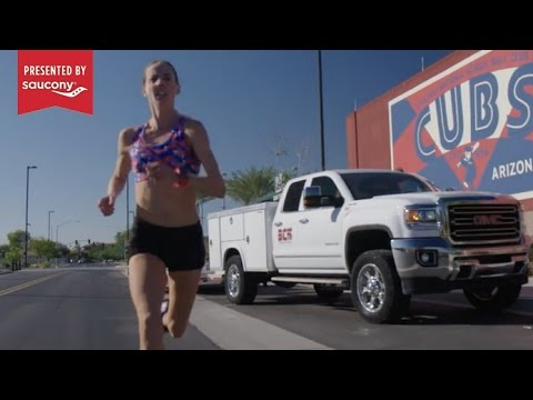 Workout Wednesday: Molly Huddle 7x Mile NYC Marathon Prep